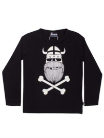 Danefae longsleeve Basic Black Ghots of erik