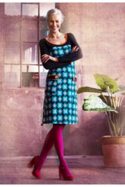Tante Betsy dress  Lilly petal - black