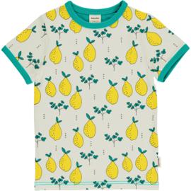 Meyadey T-shirt Leavy Lemon