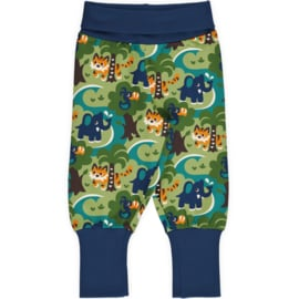 Maxomorra pants - Jungle