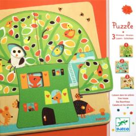 Djeco puzzel - chez-nut