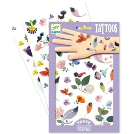 Djeco - tattoos - vlucht
