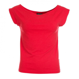 Froy&Dind shirt Ada bamboo red