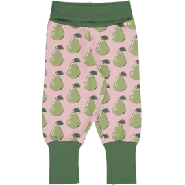 Maxomorra pants - pear