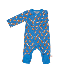 Froy&Dind jumpsuit  with feet winterfox