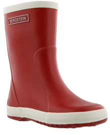 Bergstein footwear regenlaars - red