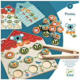 Djeco - Pinstou DJ01627
