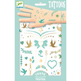 Djeco - tattoos - lily's sieraden