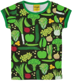 Duns Sweden  T-shirt - eat your greens   (women)