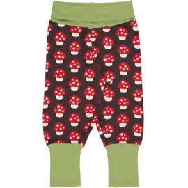 Maxomorra pants - mushroom