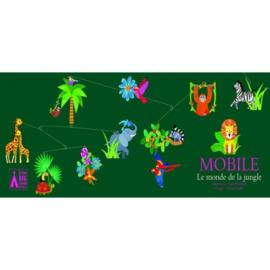 Djeco mobiel -   jungle DD04316