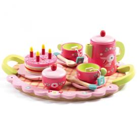 Djeco - verjaardags thee - rabbit