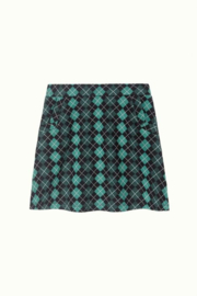 Petit Louie  Sofia skirt  Aberdeen fir green