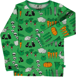 Smafolk longsleeve Vegetables
