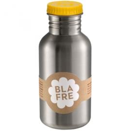 Blafre  drinkfles 500ml geel