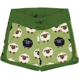 Maxomorra shorts sweat  -  Sheep
