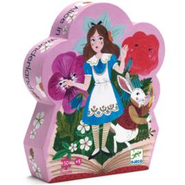 Djeco puzzel -Alice in wonderland