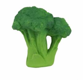Oli & Carol bad en bijtspeeltje Broccoli