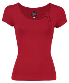 Tante Betsy   top Dolly -  red