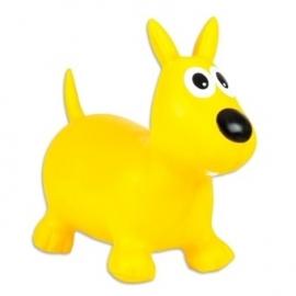 hippy skippy hond geel