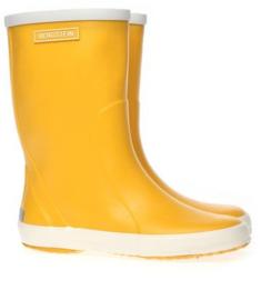 Bergstein footwear regenlaars - yellow