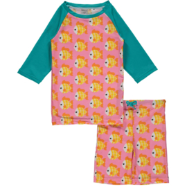 Maxomorra Swimset Goldfish