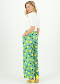 Blutsgeschwister Lady flatterby pants pineapple party