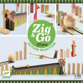 Djeco  Zig & Go 27pcs DJ05641