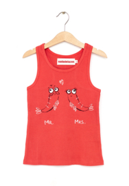 nadadelazos tank top mr. and mrs. shrimp