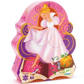 Djeco puzzel - Assepoester