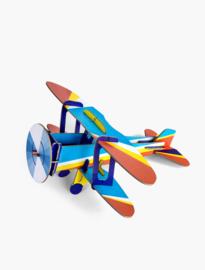cool classic biplane