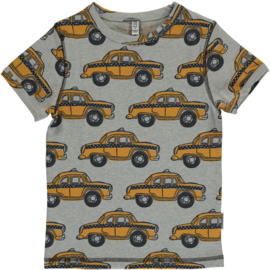 Maxomorra top short sleeve - Taxi