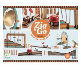 Djeco  Zig & Go Music 52pcs DJ05645
