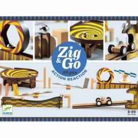 Djeco  Zig & Go 45pcs DJ05643
