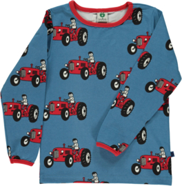 Smafolk longsleeve  with old style tractor