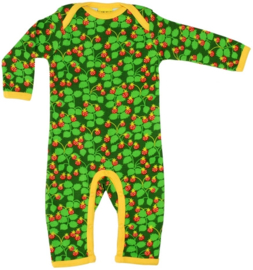 Duns sweden jumpsuit wild strawberry