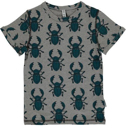 Maxomorra top short sleeve beetle