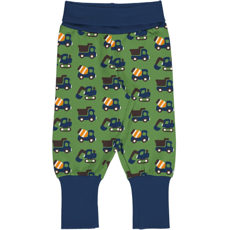 Maxomorra pants - construction
