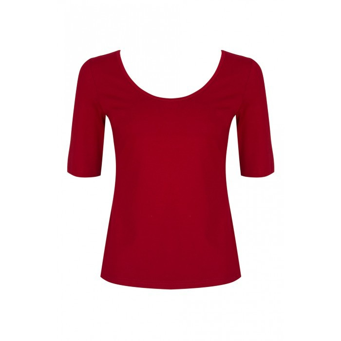 Very Cherry - Natalya Top Red