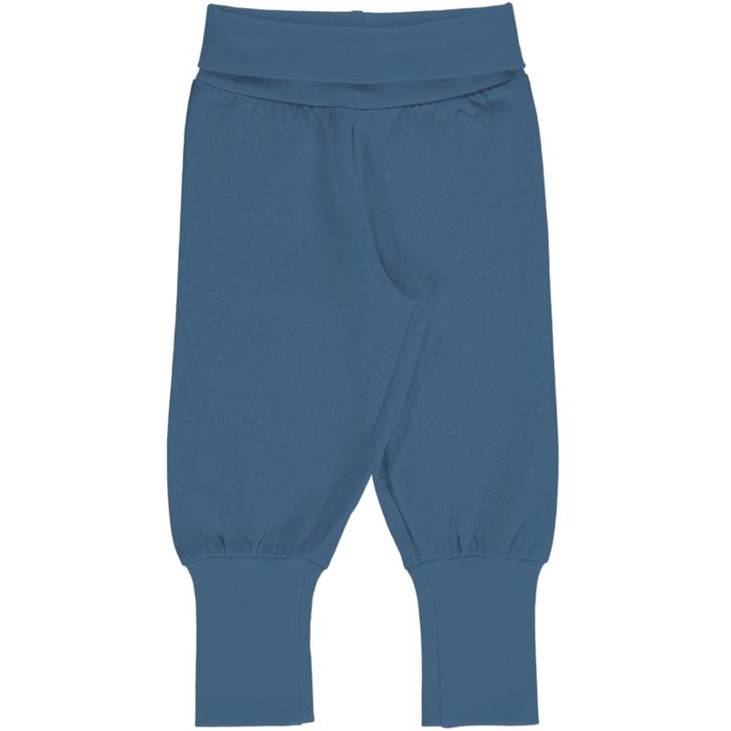 Meyadey pants - sollid moonlight blue