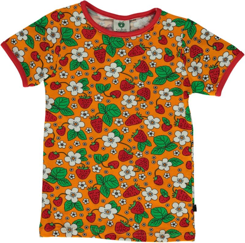 Smafolk T-shirt Strawberry