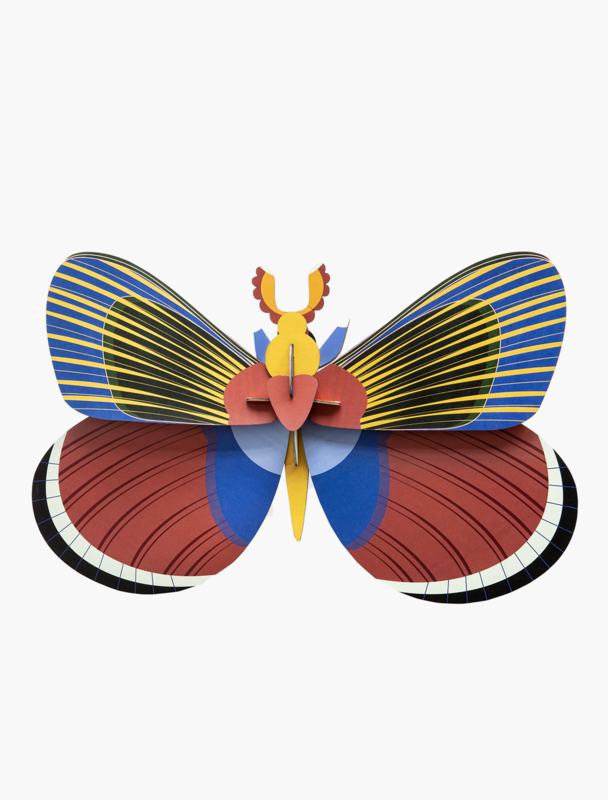 Giant butterfly