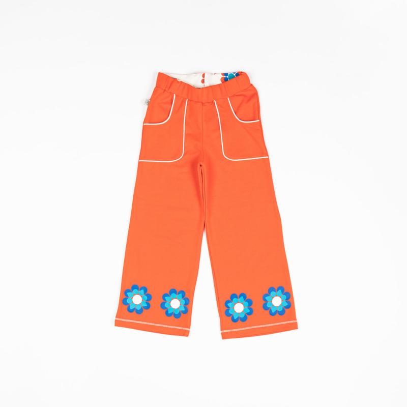 AlbaKid Caroline Flower Pants