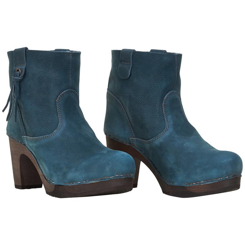 Sanita viva medium flexboot blue