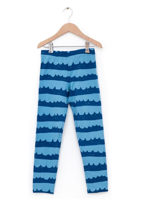nadadelazos legging sea waves