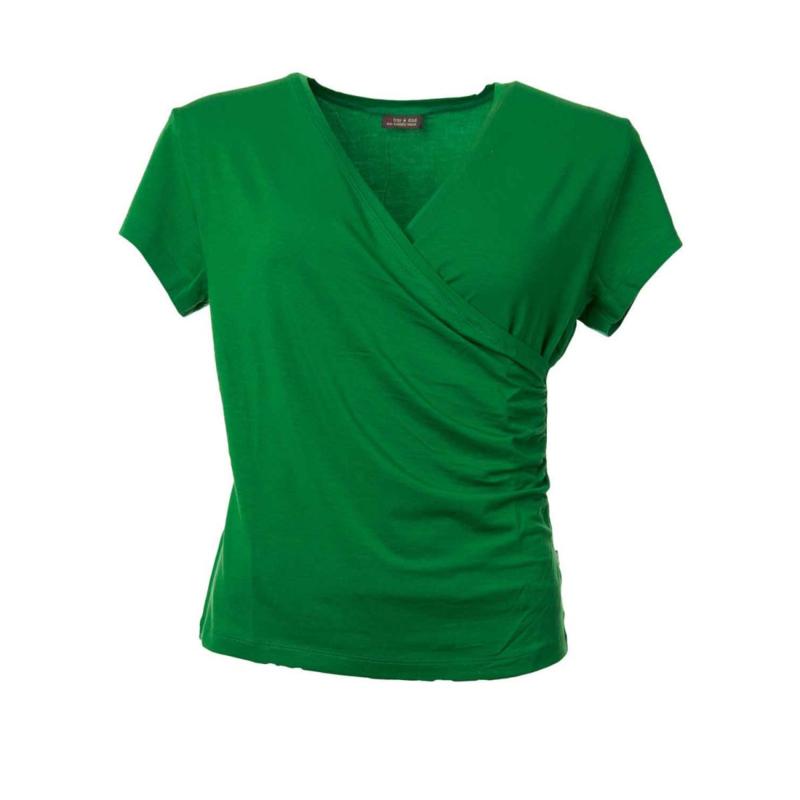 Froy&Dind shirt Emilia green