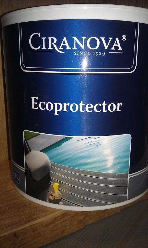 ECOPROTECTOR  2.5 LITER, DIVERSE KLEUREN
