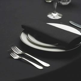 Masa örtüleri, Siyah, Yuvarlak, Çap: 230cm; Treb SP