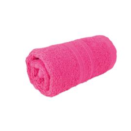 Guest towels, Fuchsia, 30x50cm, 100% Cotton, Treb ADH
