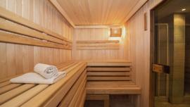 Barres de Sauna, Blanc, 100x150cm, 500 gr / m2, Treb Bed & Bath